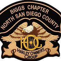 Biggs Chapter North San Diego County Harley Owners Group #0270
