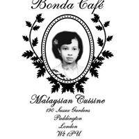 Bonda Cafe London