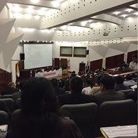 Auditorio de Derecho PUCP