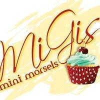 MiGi's Mini Morsels - Cincinnati Cupcakes