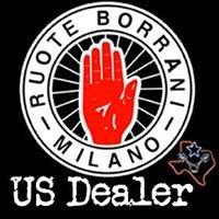 Borrani Official Dealer - USA, Canada & South America