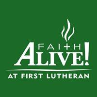 First Lutheran Onalaska