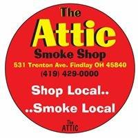 The Attic Smoke Shop & Glass Art