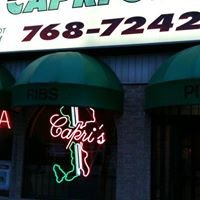 Capri's Pizza of South Chicago