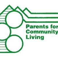Parents For Community Living