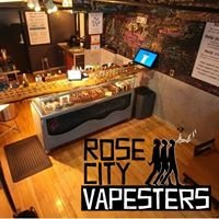 Rose City Vapesters Vape Shop