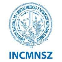 """Instituto Nacional de Ciencias Médicas y Nutrición """"Salvador Zubirán"""""""