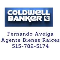 Fernando Aveiga, Agente de Bienes Raíces, Coldwell Banker Metro Office