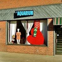 Aquarium Steampunk Reading Room