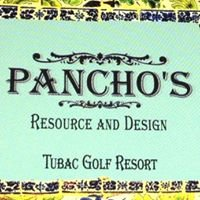Pancho's Resource and Design