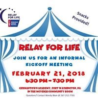 Relay For Life of the Wissahickon Valley