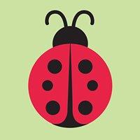 Electric Ladybug Garden