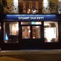 Stuart Duckett          Design Store. Design Bar. Gallery and Record Lounge