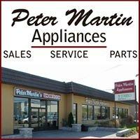Peter Martin Appliances