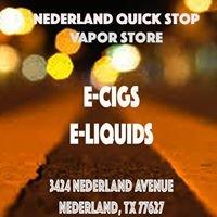 Nederland Quick Stop - Vapor Store