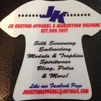JK Custom Apparel & Marketing