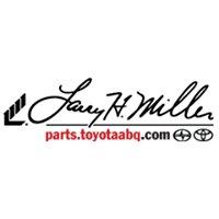 Larry H Miller ABQ Toyota Parts Online Warehouse