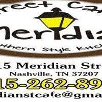 Meridian Street Cafe'