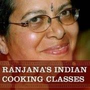 Ranjana's Indian Cooking Classes