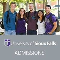 University of Sioux Falls Admissions