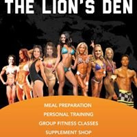 The Lion's Den Nutrition Fitness Training