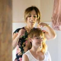 Lisa Alexander wedding hair