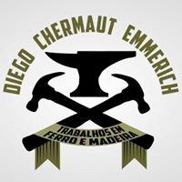 Diego Chermaut - Trabalhos em Ferro e Madeira