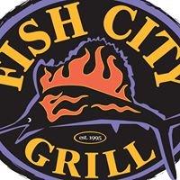 Fish City Grill Longview