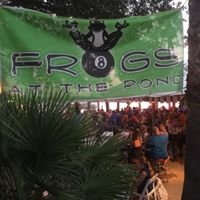 Frogs at The Pond
