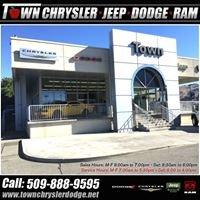 Town Chrysler Jeep Dodge Ram