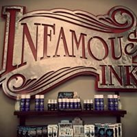 Infamous Ink Tattoo's & Body Piercings