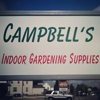 Campbell's Indoor Gardening - Masury