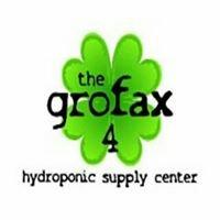 Grofax 4 Hydroponic Supply