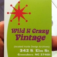 Wild N Crazy Vintage