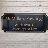 McMillan, Rawlings & Howard, LLP