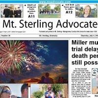 Mt. Sterling Advocate