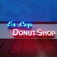 Ex Cop Donut Shop