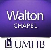 Walton Chapel (UMHB)