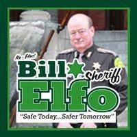 Re-elect Sheriff Bill Elfo