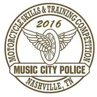 Music City Police Motorcycle Skills and Training Competition