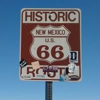 Riding Route 66