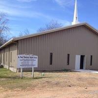 ST. MARK Baptist Church (marshall, tx)