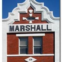 Texas and Pacific Railway Depot - Marshall, TX