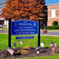 Boyertown Lions Community Ambulance Service