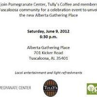 Alberta City Gathering Place