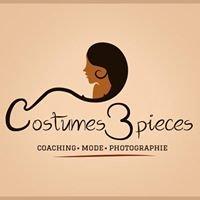 Costumes 3 pièces - c3p