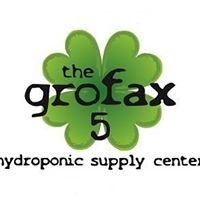 Grofax 5 Hydroponic Supply Center