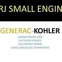 LRJ Small Engine