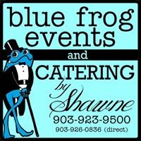 The Blue Frog
