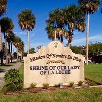 Mission of Nombre De Dios & La Leche Shrine